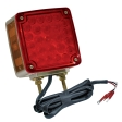 Grote - G5530 - Stop Tail Turn Lamp, Red/Yellow