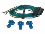 Hopkins - 48025 - 48In 4-Wire Flat Car End W/3 Splices