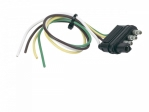 Hopkins - 48115 - 12In 4-Wire Flat Trailer End