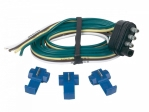 Hopkins - 48125 - 48In 4-Wire Flat Trailer End W/3 Splices