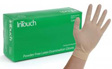 Atlantic Safety Products - K321-M - White Latex PF 6.5mil Disposable Glove - Medium - Box/100
