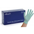 Atlantic Safety Products - Q311-L - Blue Nitrile PF 5mil Glove - Large - Box/100