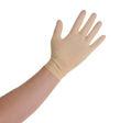 Atlantic Safety Products - WL-S - White Latex PF 8mil Disposable Glove - Small - Box/100
