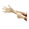 Ansell - MF-300-RP-L - Microflex Diamond Grip Latex Exam Glove w/Enhanced, Textured Fingertips, Large - 10/Pack