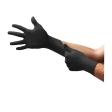 Ansell - MK-296 - Microflex MidKnight Black Nitrile Exam Glove, Large - 10/Pack