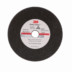 3M - 01987 - General Purpose Cut-Off Wheel, 3 inch x 1/32 inch x 3/8 inch