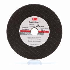 3M - 01988 - General Purpose Cut-Off Wheel 3 in x 1/16 in x 3/8 in