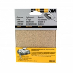 3M - 03026 - Sandpaper, 4-1/2 in x 5-1/2 in, Assorted
