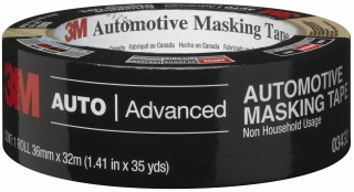 3M - 03432 - Automotive Masking Tape, 36 mm
