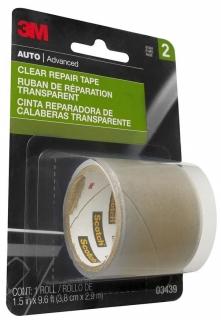 3M - 03439 - Clear Repair Tape, 1.5 in x 115 in