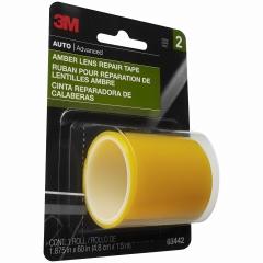 3M - 03442 - Amber Lens Repair Tape, 03442, 1.875 in x 60 in