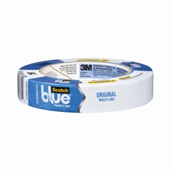3M - 03681 - Scotch-Blue Painters Tape for Multi-Surfaces, 2090-1E-F, 1 in x 60 yds