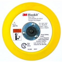 3M - 05776 - Hookit Disc Pad, 6 inch