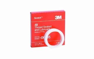 3M - 06195 - Scotch Pipe Thread Sealant Tape 48, 1/2 in x 260 in