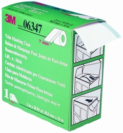 3M - 06347 - Trim Masking Tape, 06347, 50.8 mm x 10 m