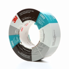 3M - 06969 - Duct Tape, 06969, Silver, 48 mm x 54.8 m 10.7 mil, Individually Wrapped