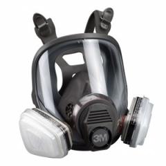 3M - 07162 - Full Facepiece Respirator Packout, Organic Vapor/P95, Medium