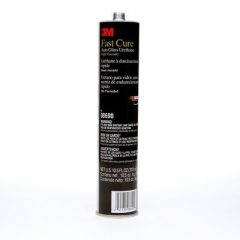 3M - 08690 - Fast Cure Auto Glass Urethane, 10.5 fl oz Cartridge (MP)