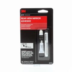 3M - 08752 - Rearview Mirror Adhesive, 0.02 fl oz