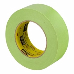 3M - 26340 - Scotch Performance Green Masking Tape 233+, 48 mm width (1.9 inches), 26340