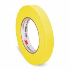 3M - 6652 - Automotive Refinish Yellow Masking Tape, 18 mm, 06652