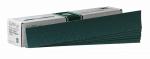3M - 00542 - Green Corps Hookit Regalite Sheet, 00542, 2 3/4 in x 16 1/2 in, 40E