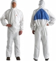3M - 00606 - Disposable Protective Coverall Safety Work Wear 4540+4XL (AAD) - XL454000065