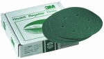 3M - 00612 - Green Corps Hookit Disc D/F, 6 in, 00612, 80E
