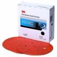 3M - 01147 - Red Abrasive Hookit Disc D/F, 6 in, P80D