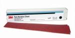 3M - 01180 - 3M Red Abrasive Hookit Sheet, 01180, 2-3/4 in x 16-1/2 in, P150