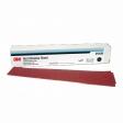 3M - 01181 - Red Abrasive Hookit Sheet, 01181, 2 3/4 in x 16 1/2 in, P80D