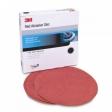 3M - 01221 - Red Abrasive Hookit Disc, 01221, 6 inch, P220