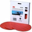 3M - 01251 - Red Abrasive Stikit Disc Value Pack, 01251, 6 inch, P400