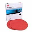 3M - 01294 - Red Abrasive Hookit Disc, 5 in, P400, 50/box