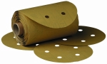 3M - 01640 - Stikit Gold Disc Roll Dust Free, 6 inch, P150 grit, 175 per Roll