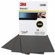 3M - 02000 - Wetordry Tri-M-ite Sheet, 02000, 9 in x 11 in, 600A