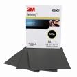 3M - 02001 - Wetordry Tri-M-ite Sheet, P500 Grit, 50 per Sleeve