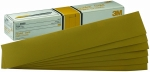 3M - 02473 - Hookit Gold Film File Sheet, 120 grade, 2 3/4 inches x 16 in