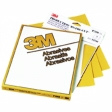 3M - 02549 - Production Resinite Gold Sheet, 02549, 9 in x 11 in, P80A