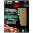 3M - 03005 - Aluminum Oxide Automotive Sandpaper, Medium, 9 in x 11 In