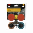 3M - 03050 - Scotch-Brite Regalite Drill Mounted Automotive Grinding/Sanding/Finishing System