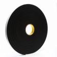 3M - 03320 - 3M Vinyl Foam Tape 4504, 1 inch x 18 yard