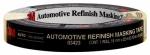 3M - 03423 - Automotive Refinish Masking Tape, 18 mm x 32 m - 60455064141