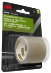 3M - 03439 - 3M Clear Repair Tape, 03439, 1.5 in x 115 in, 24 per case