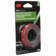 3M - 03609 - Scotch-Mount Molding Tape, 03609, 1/2 in x 5 ft