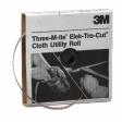 3M - 05001 - Cloth Utility Roll 211K, 05001, 1 in x 50 yd 400 J-weight