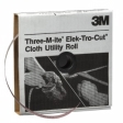 3M - 05021 - Utility Cloth Roll 211K, 1-1/2 inch x 50 yard, 400 Grit