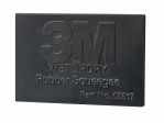 3M - 05517 - Wetordry Rubber Squeegee