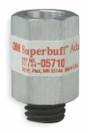3M - 05710 - Superbuff Adaptor, 5/8 in shaft