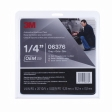 3M - 06376 - Automotive Attachment Tape, 06376, Gray, 1/4 in x 20 yd, 30 mil